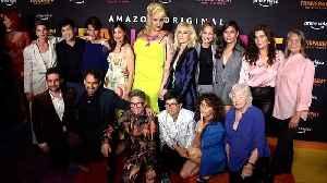 'Transparent Musicale Finale' Premiere Red Carpet with Cast [Video]