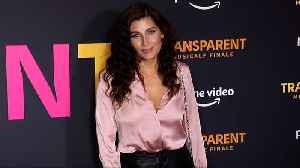 Trace Lysette 'Transparent Musicale Finale' Premiere Red Carpet [Video]