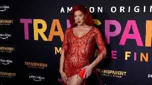 Love Bailey 'Transparent Musicale Finale' Premiere Red Carpet [Video]
