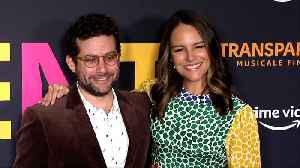 Joe Lewis and Yara Martinez 'Transparent Musicale Finale' Premiere Red Carpet [Video]