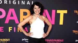 Lisa Edelstein 'Transparent Musicale Finale' Premiere Red Carpet [Video]