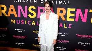 Gaby Hoffmann 'Transparent Musicale Finale' Premiere Red Carpet [Video]