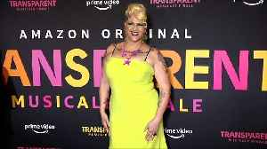 Shakina Nayfack 'Transparent Musicale Finale' Premiere Red Carpet [Video]