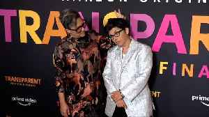 Jill Soloway, Faith Soloway 'Transparent Musicale Finale' Premiere Red Carpet [Video]