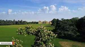 A Gold Toilet Has Been Stolen From UK's Blenheim Palace [Video]