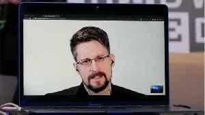 Snowden Hopes France Will Grant Asylum [Video]
