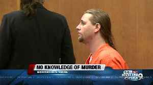 Barksdale co-defendant did not know of alleged murder plot [Video]
