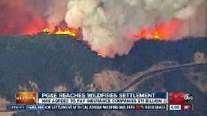 PG and E reaches $11 billion deal with Northern California wildfire insurers [Video]