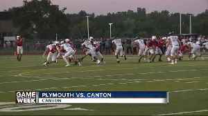 Plymouth beats Canton in WXYZ Game of the Week [Video]