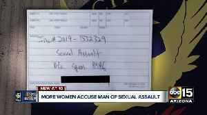 Eleven more women accuse 'sobador' masseur of sexual assault [Video]