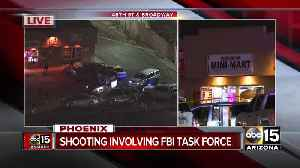 MCSO deputy on FBI task force involved in shooting [Video]