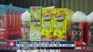 Vaping Crisis Across the U.S. [Video]