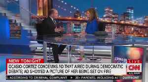 Brian Stelter calls out ABC for airing ad with Ocasio-Cortez [Video]