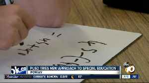 PUSD tried new approach to special education [Video]