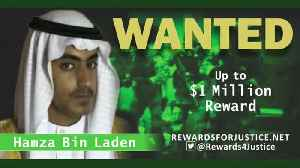 Osama bin Laden's son Hamza is dead -White House [Video]