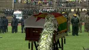 News video: Mugabe's burial controversy reaches its end