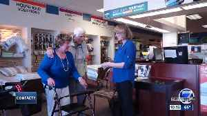 ewers raise money for Highlands Ranch woman's scooter [Video]