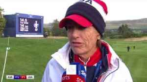 Inkster thrilled with USA finish [Video]