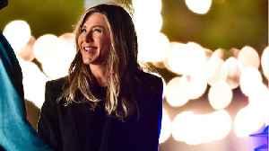 News video: Jennifer Aniston Swears By 'Goddess Circles'