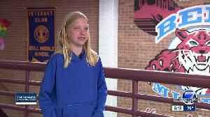 Colorado sixth-grader inspires major clothing company to create diabetes-friendly design [Video]