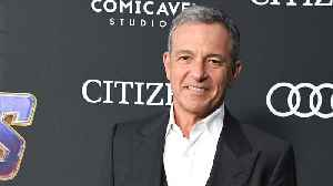 News video: Disney CEO Bob Iger Leaves Apple's Board Of Directors