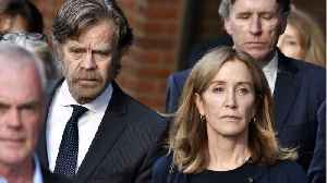 Felicity Huffman Apologizes For College Admission Scandal, Gets 14 Days In Prison [Video]