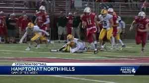 Game of the Week: North Hills defeats Hampton, stays unbeaten [Video]