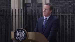 David Cameron's memoirs in 60 seconds [Video]