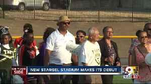 Taft Senators christen new Stargel Stadium with a win [Video]