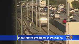 Power Problems Cause More Delays, Frustration For Gold Line Riders [Video]