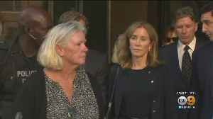 Actress Felicity Huffman Sentenced To 14 Days In Prison For College Admissions Scandal [Video]