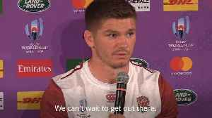 Farrell: England will be spurred on by 2015 World Cup disappointment [Video]