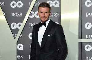 David Beckham admired David Bowie [Video]