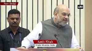 Our nation needs one language Amit Shah [Video]