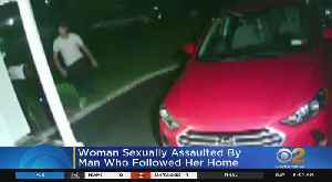 Woman Allegedly Sexually Assaulted By Man Who Followed Her Into Her Home [Video]