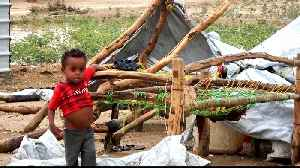 The war in Yemen: Floods damage camps [Video]