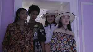 London Fashion Week: Temperley [Video]