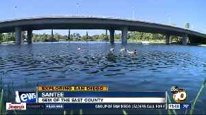 Exploring San Diego: Santee [Video]