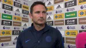 Lampard: Really enjoyable win [Video]