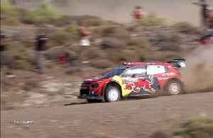 Ogier leads into final day of Rally Turkey [Video]