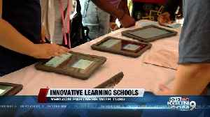 Verizon initiative helping TUSD schools with a technology boost [Video]