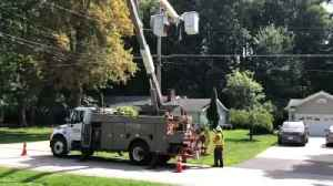 Residents dealing with power outages, damage brought by storm [Video]