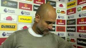 Guardiola: We will recover [Video]
