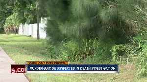 2-year-old girl, father found dead of suspected murder-suicide in Sarasota, deputies investigating [Video]
