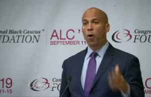 News video: Losing more people to gun violence than war - Booker