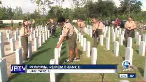 POW/MIA remembrance held in Lake Worth Beach [Video]