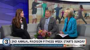 2nd annual Madison Fitness Week starts Sunday [Video]