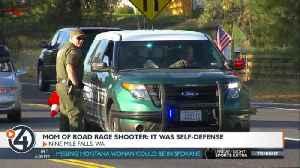 Mom of man in road rage shooting: It was self-defense [Video]