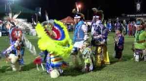 Wyandotte Pow Wow [Video]