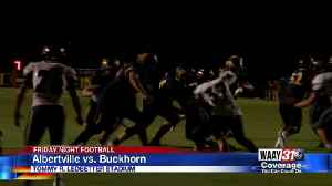 Week four of high school football in North Alabama [Video]